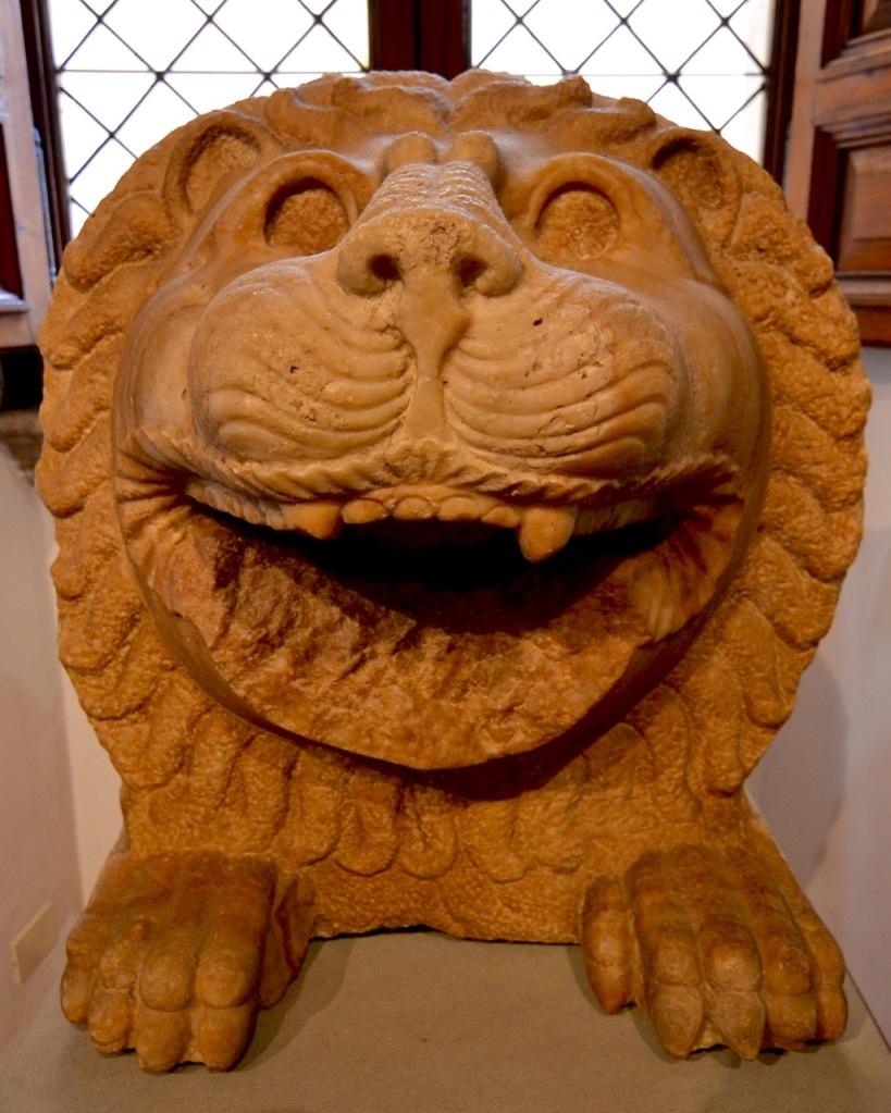 Phoenician Lion