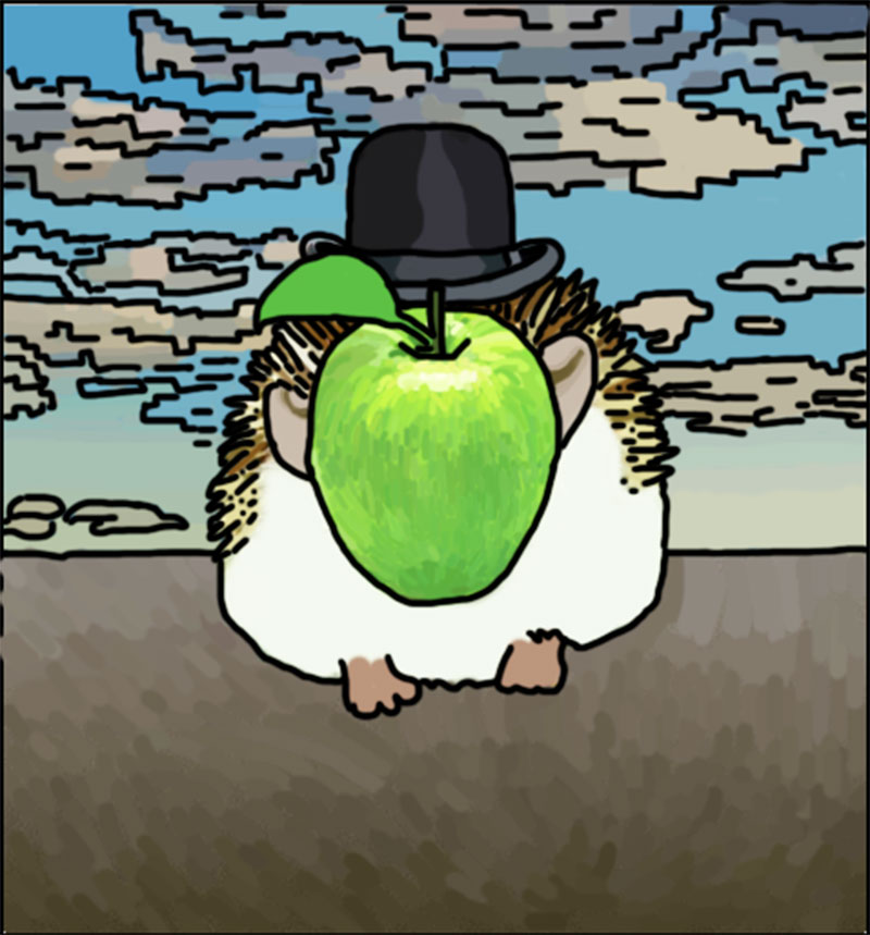 magritte-toon